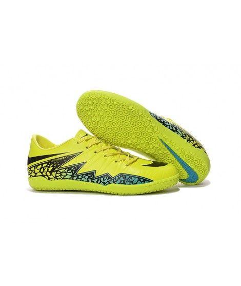 Nike Hypervenom Phelon II IC SÁLOVÁ Muži Kopačky Žlutý Černá