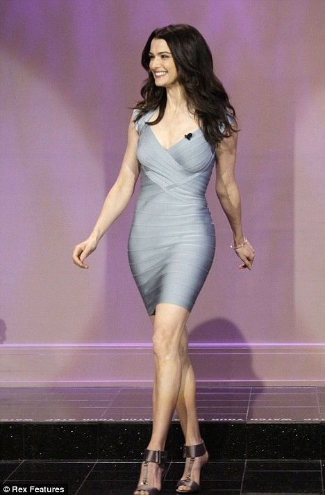 Rachel Weisz looking simply perfect in a grey mini dress. Check out more beautiful ladies at http://hotminiskirts.oohlala.club
