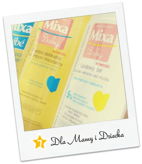 Mixa for Mummy and Kids