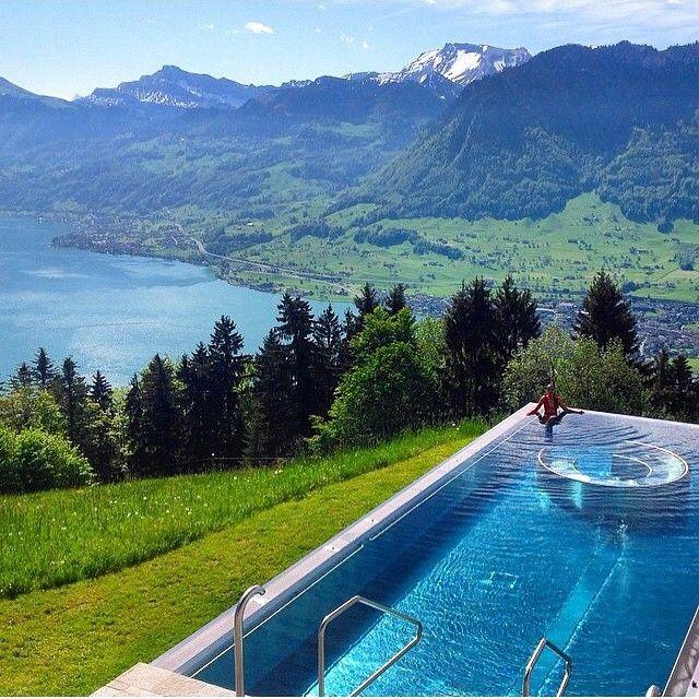 Hotel Villa Honegg #Svizzera