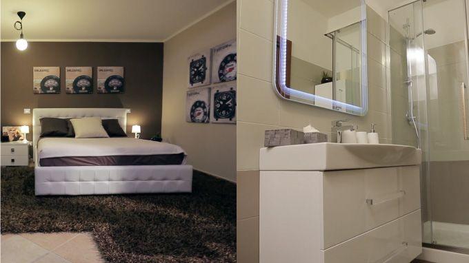 Dai nuova vita alla camera da letto e al bagno degli ospiti