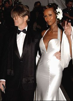 david bowie and iman | Variations in pronunciation