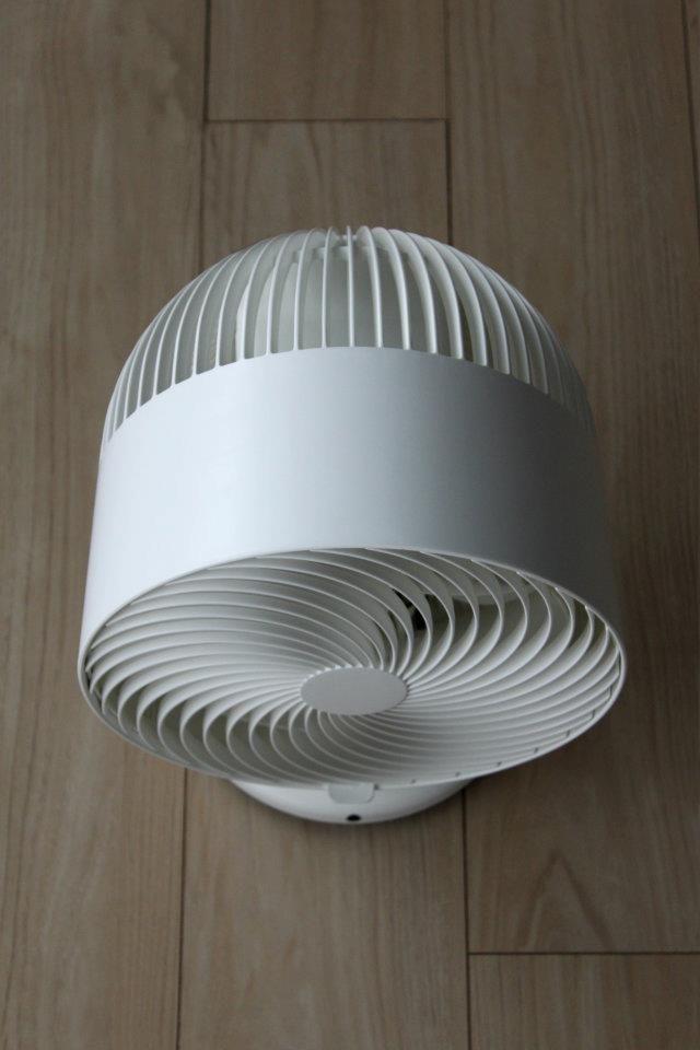 Air circulator An air circulator Procuded by Plus Minus Zero