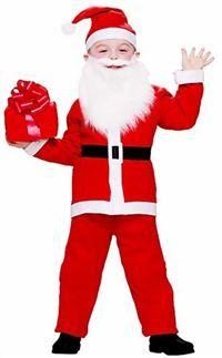 Noel Çocuk Kostümü, Elyaf 10-13 Parti Kostümleri - Kız Çocuk Parti Kostümleri Yılbaşı Kostümleri: Kostümlü Parti, Kıyafet Balosu, Okul Gösterileri,Yılbaşı Partileri için ideal kostüm.  Elyaf şapka, ceket, pantalon, kemerden oluşan Erkek Çocuk Noel Baba Kostümü. . Sakal kostüme dahil değildir!