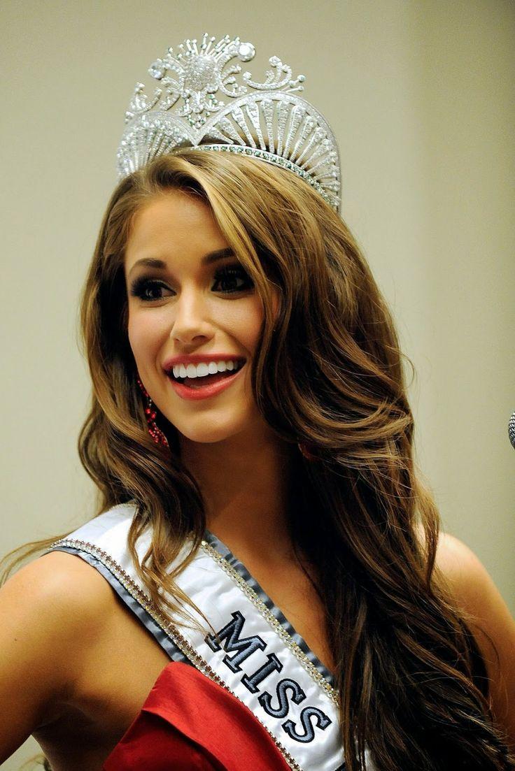 Nia Sanchez, Miss Nevada, Crowned Miss USA 2014
