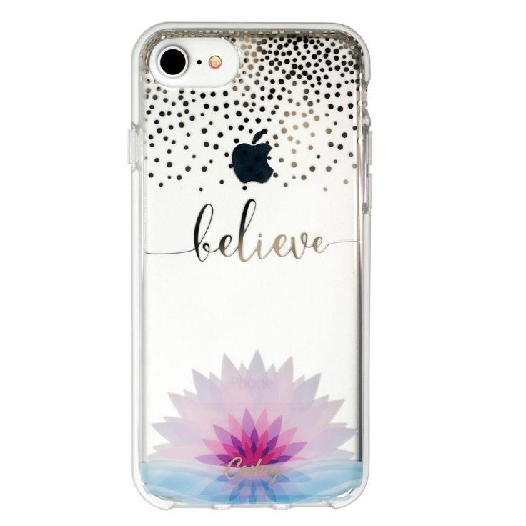Cashey Believer iPhone Case
