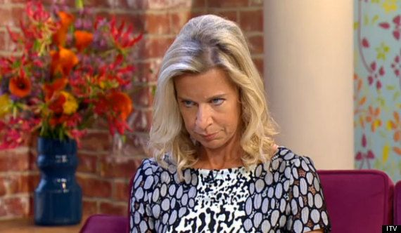 Ok tell me now this woman's not evil, why do they have her back on the show again. 'Katie Hopkins shocks again.'