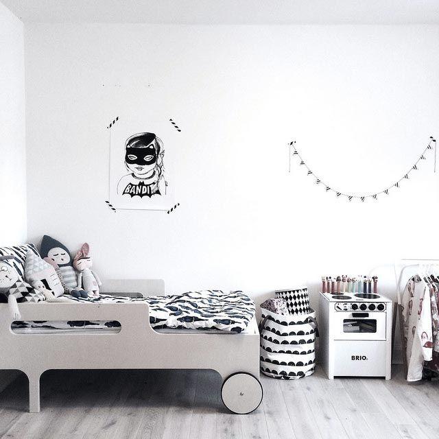Une jolie chambre d'enfant