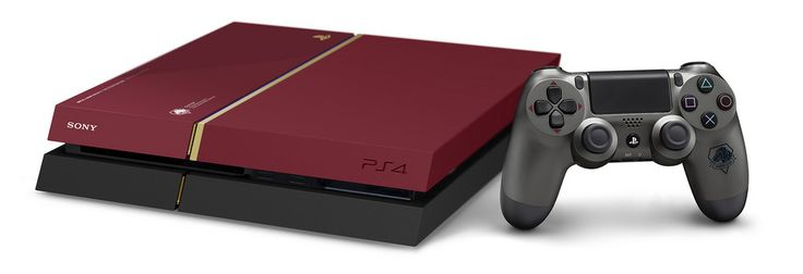 PS4 limited edition Metal Gear Solid V MGSV