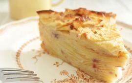Invisible aux pommes, sans sucre, ni beurre - La Ligne Gourmande - Recette de cuisine   Bio à la une