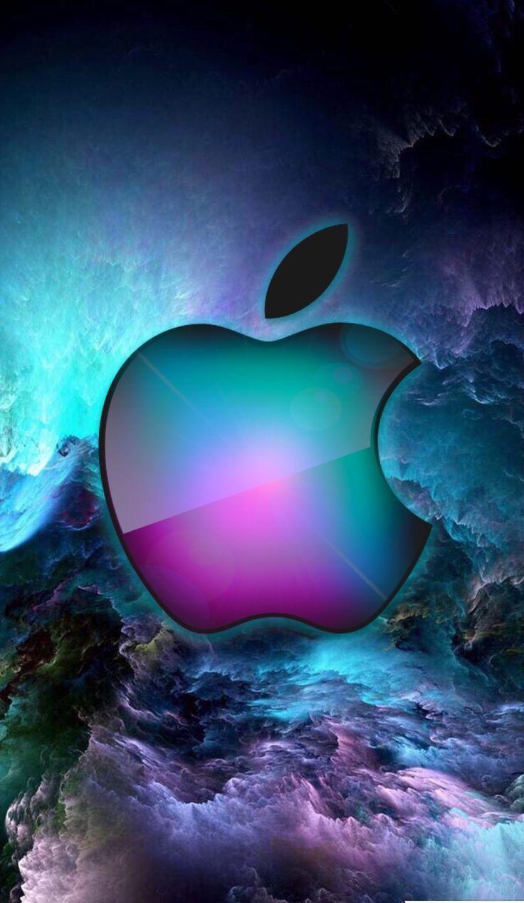 De 25+ bedste idéer inden for Apple logo på Pinterest | Telefonbaggrunde, Tapeter og ...