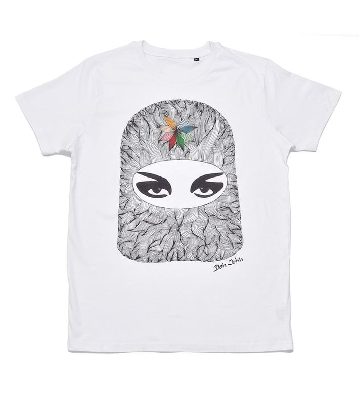 A new print has just arrived. So get the new ArtRebels print on fresh tees / t-shirts. Made in quality cotton.  The ArtRebels tee / t-shirt is unisex.  Don John's idea for the print was born in the streets of Tokyo. He had made two illustrations to be put up as paste ups in Tokyo. He got the idea to use the same technique to do a remake of the ArtRebels logo. He drew it when he came back to Copenhagen from Tokyo, pitched it for us and we loved it.  www.donjohn.dk