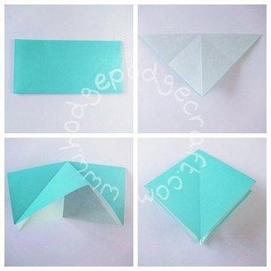 Origami Flapping Bird Tutorial 1-4 #hodgepodge #craft #origami #animal #animals #love #make #making #paper #do #tutorial #free #easy #quick #kids #children #toddler #preschool #handmade #simple #fold #bird base