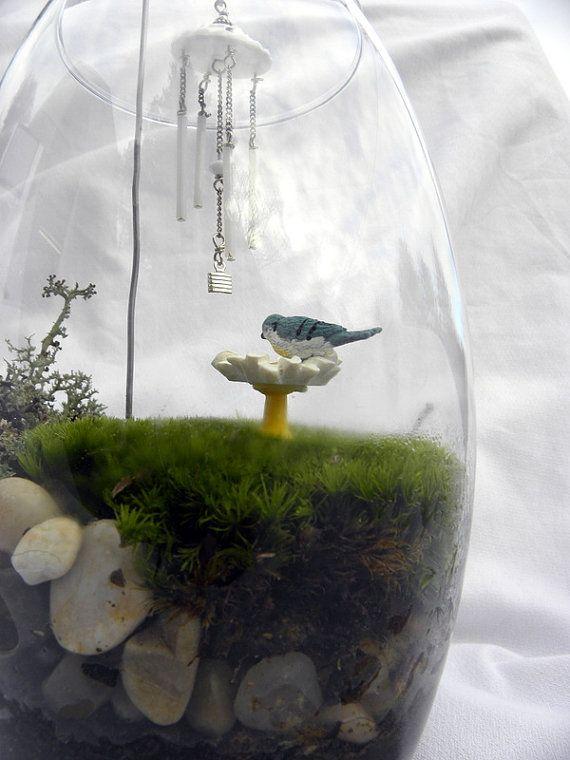 Les 25 meilleures id es concernant bains d 39 oiseaux faits for Bain moussant fait maison