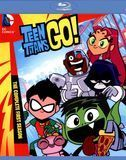 Teen Titans Go!: The Complete First Season [2 Discs] [Blu-ray]
