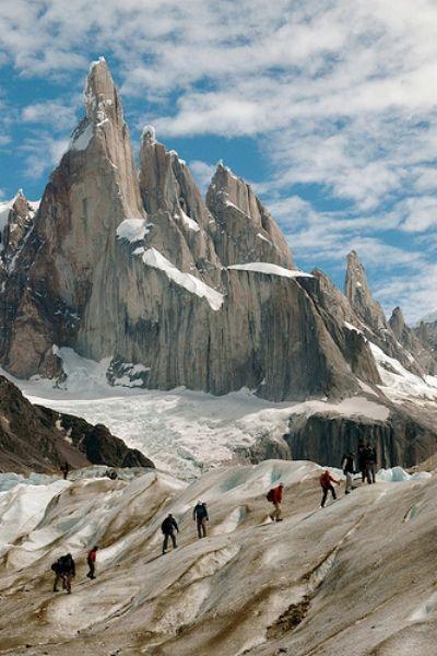 Cerro Torre, #Argentine #voyage