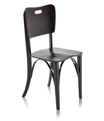 Móveis em miniatura - Desmobília - Cadeira Cimo modelo 1001