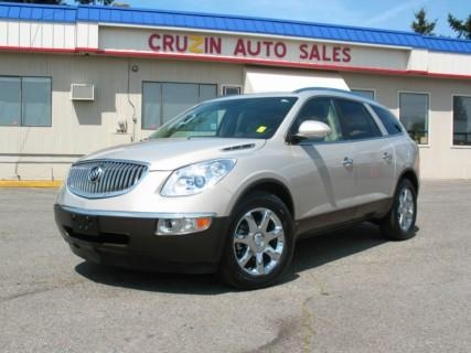 2008 Buick Enclave CXL 4WD for sale in WA - $16,995 - More info at http://www.autopten.com/cheap-cars-for-sale-3661-used-Buick-Enclave.htm