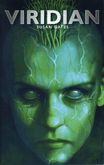 """2013 """"Viridian"""" published by A and C Black (teenage sci-fi thriller)"""