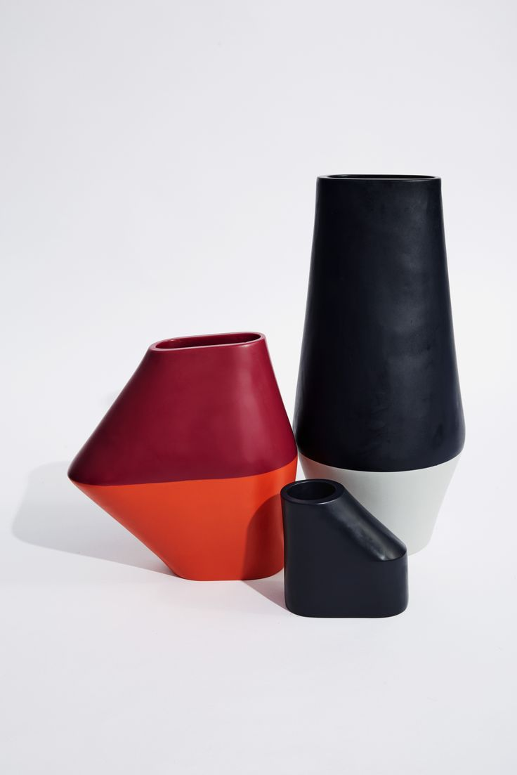 ColourBlock 2016 - Totem Vases