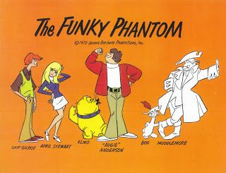 Hanna Barbera World: PT - Fantasminha Legal