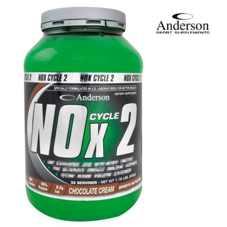 PRODUCTS :: ANDERSON ATHLETS NUTRITION :: PROTEINS :: NOX CYCLE 2 PROTEIN 800g