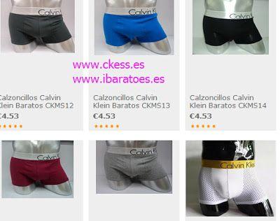Calvin Klein 365 se desliza Baratos: Calzoncillos Calvin Klein, Calzoncillos Calvin Kle...