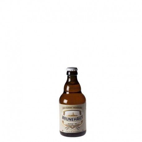 Bière Belge Brunehaut Blanche Bio 33 cl