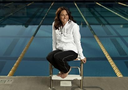 12 Athletes On Weird Diets, Janet Evans, Swimming, Prevention.com