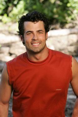 Gregg Carey - Survivor: Palau; placement: 6th.