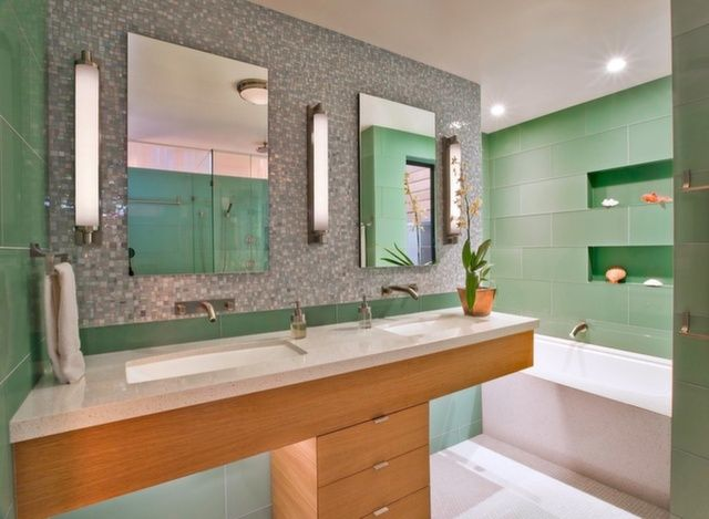 More Modern Sink