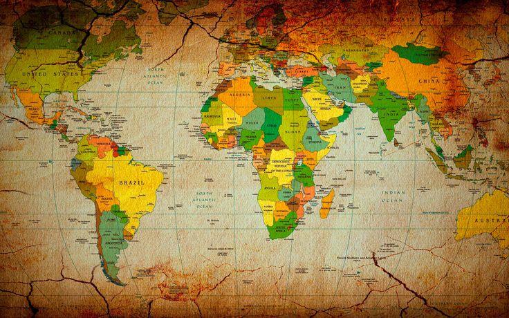Παγκόσμιος χάρτης τοίχου http://www.printcenter.com.gr/hartes.html
