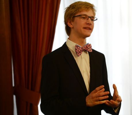 Jan Lisiecki, genio di 16 anni
