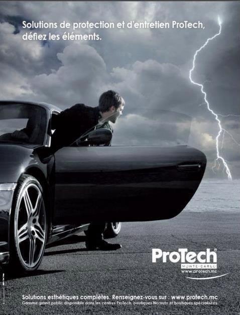 Affiche Protech