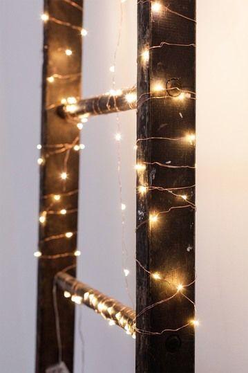 String Lights – Copper – Set of 2