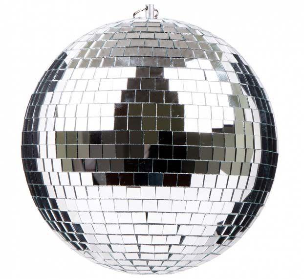 Зеркальный шар 20 см MCM TS-A014-8