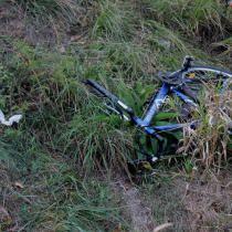 Další smrt na silnicích, u Úněšova zemřel cyklista