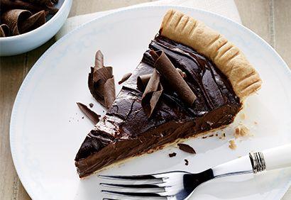tarte chocolat avocat