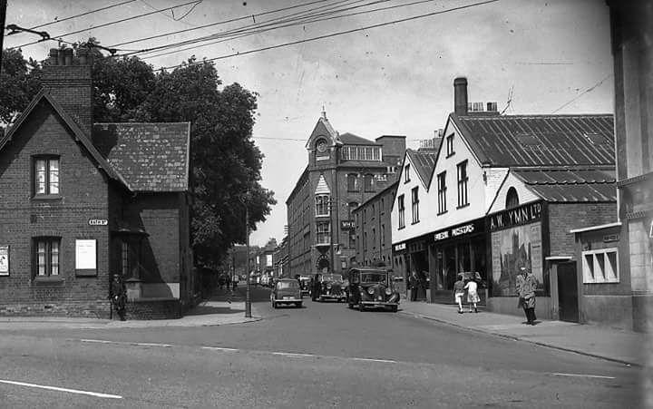 Bath street.