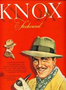 1940's Men's Hats: Vintage Mens Styles, History, Buying Guide