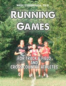Running Games for Cross Country Book to purchase
