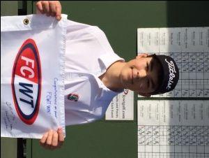 Brian Stark FCWT Junior Golf Tournament at Sandpiper 2015