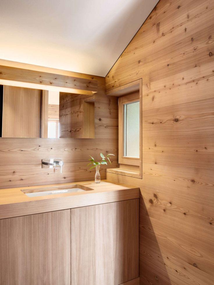 Chalet DAL by Ralph Germann architectes (14) | HomeDSGN