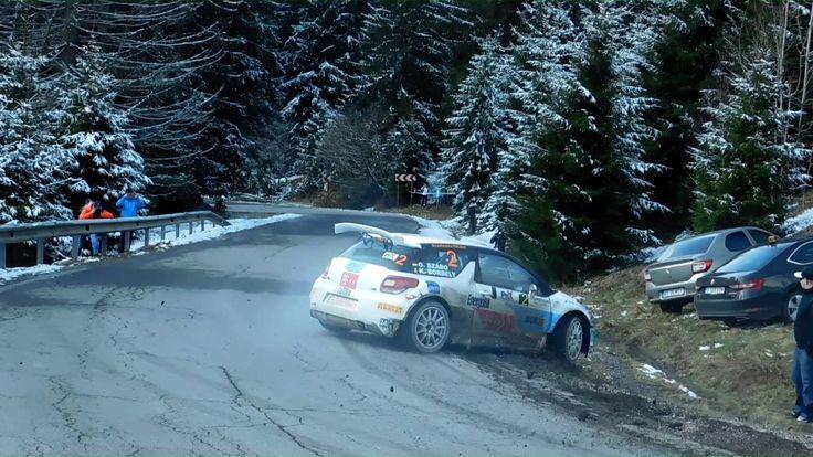 Raliul Brasovului Tess Rally 45 Pro-x 2016