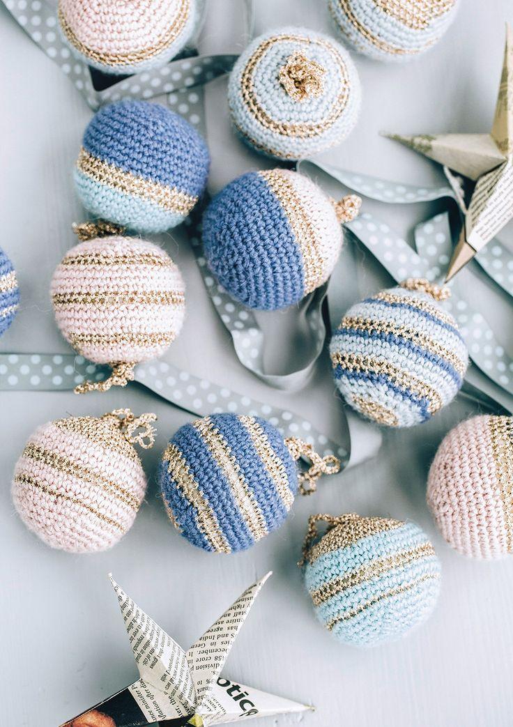 5635 besten CHRISTMAS CROCHET Bilder auf Pinterest | Weihnachten ...