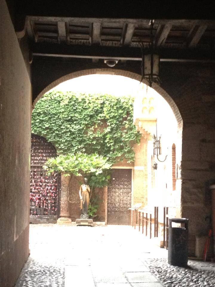 Verona Romeo&Giuliet