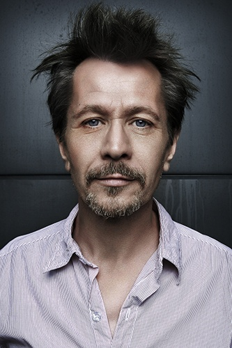Gary Oldman by Lionel Deluy