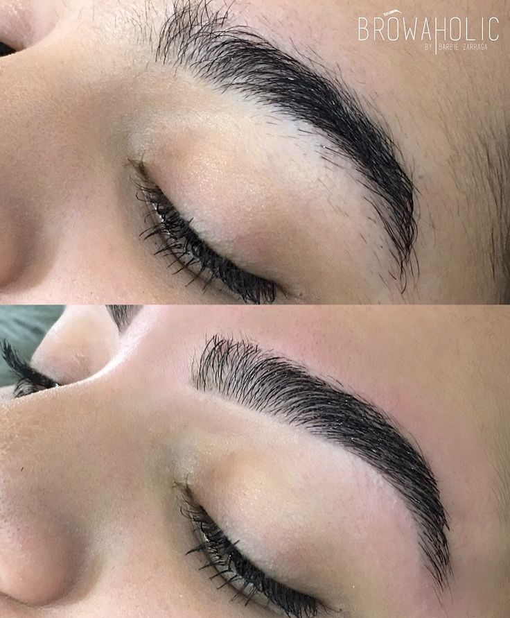 Eyebrow waxing + threading for this queen! #browaholics