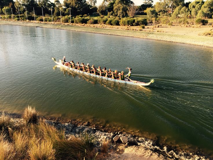 Dragon boat nationals