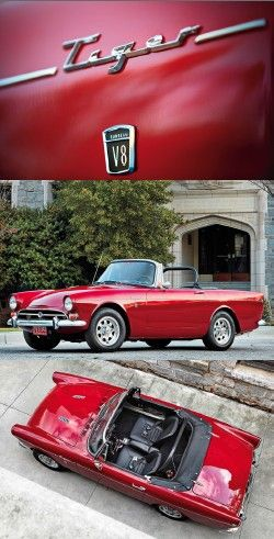 Sunbeam Tiger......i seriously love this car!!! i wish i could have it!